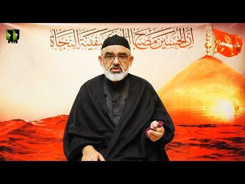 [1] Maktab -e- Ahlebait(as) Kay Muqawamati Anasir | H.I Ali Murtaza Zaidi | Muharram 1442/2020 | Urdu