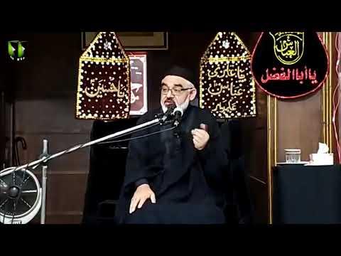 [4] Maashrati Fitna Wa Fasad Kay Muqabil, Ahlebait (as) Ke Hikmat-e-Amale  | H.I Ali Murtaza Zaidi | Urdu