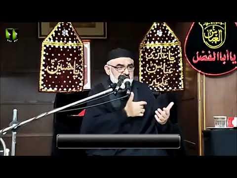 [5] Maashrati Fitna Wa Fasad Kay Muqabil, Ahlebait (as) Ke Hikmat-e-Amale  | H.I Ali Murtaza Zaidi | Urdu