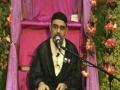 [amzaidi.com] 14th Ramzan 09 Dubai - Wiladat of Imam Hasan - Agha A.M.Zaidi Part 1 - Urdu