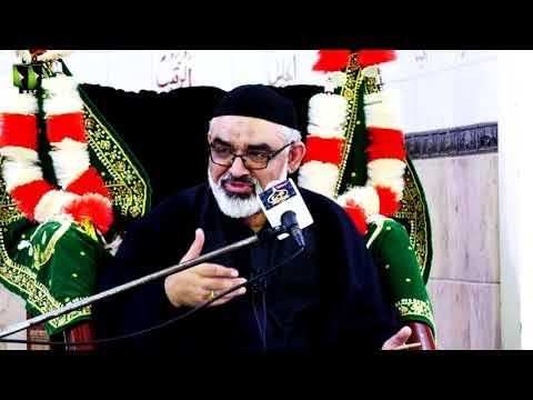 [4] Nahjul Balagha, Hikmat Or Hidayat Ka Sar Chasma | H.I Ali Murtaza Zaidi | Safar 1442/2020 | Urdu