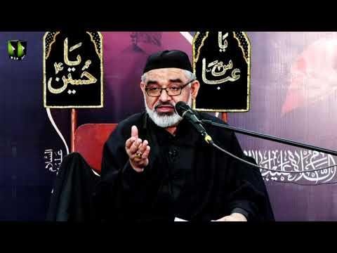 [4] Tehzeeb -e- Nafs, Dua-e- Makarim -e- Ikhlaaq Ke Roshni May | H.I Ali Murtaza Zaidi | Safar 1442 | Urdu