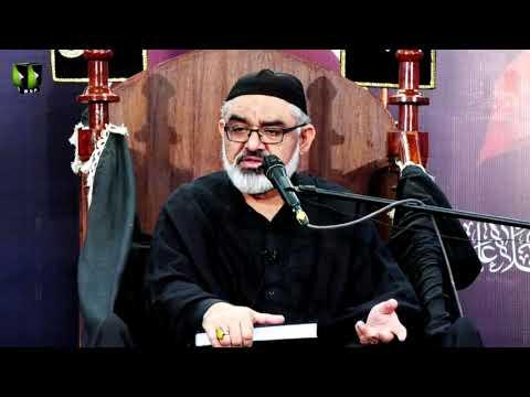 [10] Tehzeeb -e- Nafs, Dua-e- Makarim -e- Ikhlaaq Ke Roshni May | H.I Ali Murtaza Zaidi | Safar 1442 | Urdu