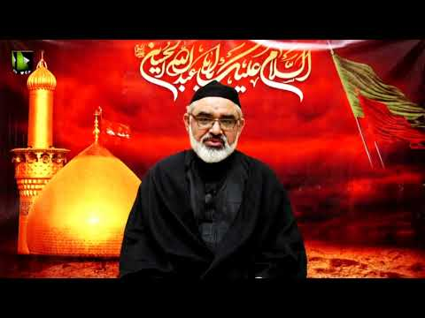 [3]  Arbaeen -e- Hussaini | H.I Syed Ali Murtaza Zaidi | 19th Safar 1442/2020 | Urdu