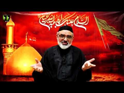 [4]  Arbaeen -e- Hussaini | H.I Syed Ali Murtaza Zaidi | 20th Safar 1442/2020 | Urdu