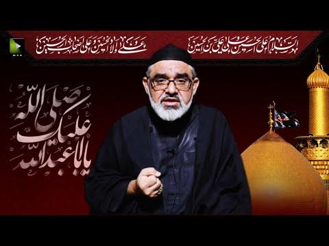 Majlis Rooz -e- Arbaeen Shuhada -e- Karbala | H.I Syed Ali Murtaza Zaidi | 20th Safar 1442/2020 | Urdu