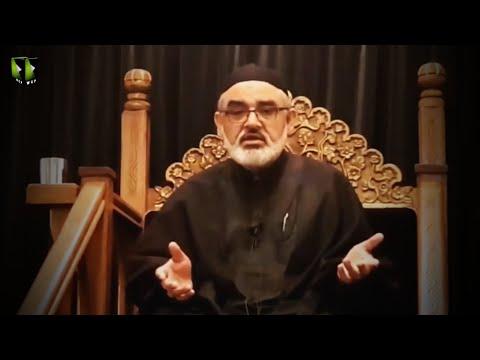 [Clip] Zaban ka Ghalat Istemaal | H.I Syed Ali Murtaza Zaidi | Urdu