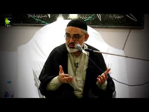[Clip] Imamat Say Matloob Taaluq | H.I Syed Ali Murtaza Zaidi | Urdu