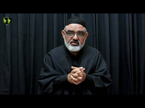 [Majlis 3] Ayaam-e-Fatimiya (sa) - 1442 |  H.I Syed Ali Murtaza Zaidi | 16 January 2021 | Urdu