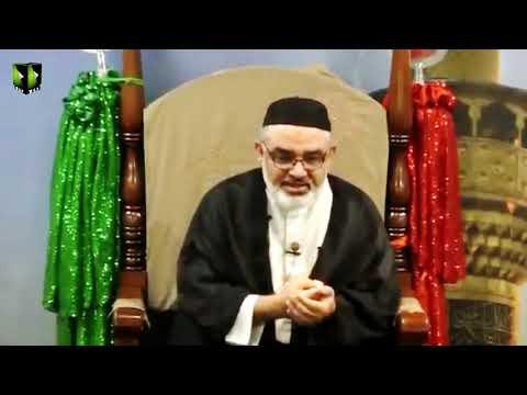 [Clip] Syed-us-Shohada Imam Hussain (as) Kay Sachay Chahnay Walay ? | H.I Syed Ali Murtaza Zaidi | Urdu