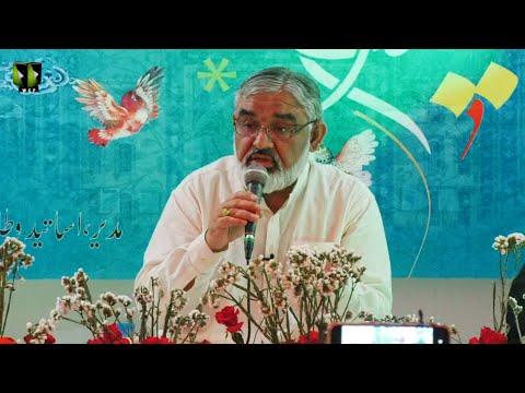 [Speech] Jashan Wiladat Imam Mehdi (atfs) | H.I Ali Murtaza Zaidi | Urdu