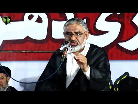 [Majlis] Topic: Estaqbal -e- Mah -e- Ramzaan | H.I Syed Ali Murtaza Zaidi | Dharna Karachi | Urdu