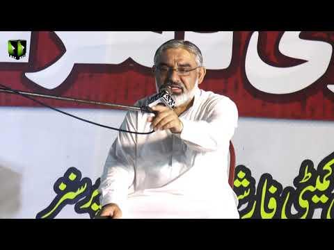 [Lecture] Topic: Ghaibat -e- Imam (as) May Ummat Kay Tashkeli Anasir | H.I Ali Murtaza Zaidi | Urdu