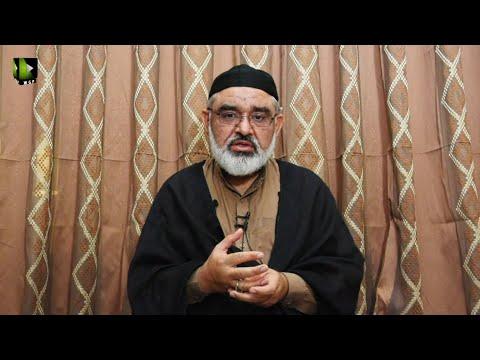 [2] Marfat or Bandagi | H.I Ali Murtaza Zaidi | Mah-e-Ramzaan 1442 | Urdu