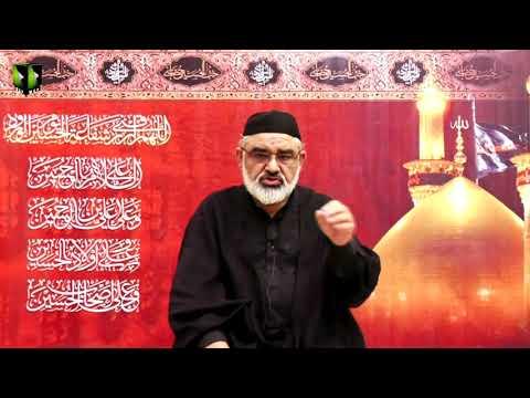 [2] Ahlay Wilayat , Or Nusrat -e- Imam (as) | H.I Ali Murtaza Zaidi | Muharram 1443/2021