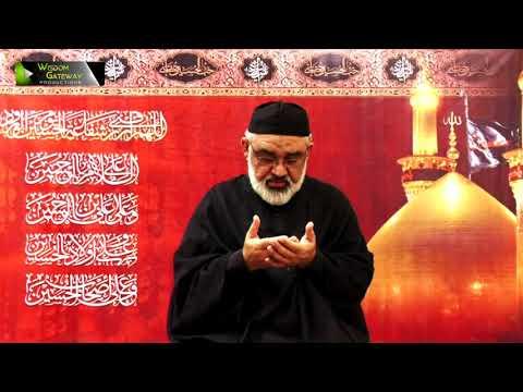 [9] Ahlay Wilayat , Or Nusrat -e- Imam (as)   H.I Ali Murtaza Zaidi   Muharram 1443/2021   Urdu