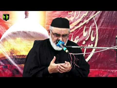 Majlis -e- Aza | H.I Ali Murtaza Zaidi | 27th Muharram 1443/2021 | Urdu