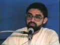 Aqaid - Lecture 1 - Importance of Aqaid - AMZ - Urdu