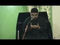 Day 03 - 3 Safar - Bandagi kay aadab - Urdu