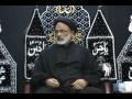 """[Majlis 10] Muharram 1432, 2010 - H.I. Syed Mohammad Askari -  Tarke Ita""""at-e-Rahman - Urdu"""