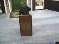 Hashim Alauddeen on the Anniversary of the Revolution