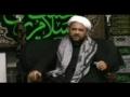 Moulana Muhammed Baig 1st Muharam 2008 Dallas 3-3 - English
