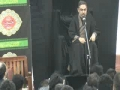 3rd Muharram 1429 - 2008 by Moulana Syed Ali Mutaza Zaidi from Behrain Part 2 - Urdu