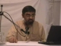 Day 3 - Seminar on Seerate Imam Ali A.S - H.I. Syed Ali Murtaza Zaidi - Nov 2005 - Urdu