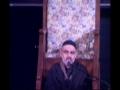Shab e Ashoor By H.I.Ali Murtaza Zaidi 6 Dec 2011 - Urdu