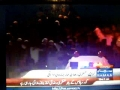 Askari Raza Namaze jinaza  outside Governor House - Karachi 02-01-2012 - All Languages
