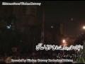 Noha by Brother Rizwan at Janaza Shaheed Askari Raza - Sindh Governor House Karachi - Urdu