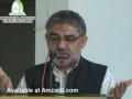 Speech H.I. S Ali Murtaza Zaidi - تفھیم القرآن - How to learn Quran - Urdu