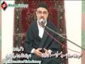 **Must watch** مجلس تکریم شہدائے ملت جعفریہ - H.I. Ali Murtaza Zaidi - 9 Septermber 2012 - Urdu