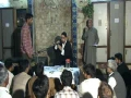 (Day 1 Part 1) 5th April 08 - Helping Imam E Hujjat (Mehdi) a.s during his Ghaibat - Lahore - Urdu