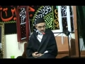 [02] Muharram 1434 - Qualities of those who help Imam A.S - Maulana Syed Ali Murtaza Zaidi - Urdu
