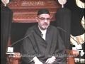 [02] Maqsad e Imam Hussain (a.s) aur Nusrat e Imam e Zamana Kay liye Tayyari - UK London 2012 - Urdu
