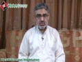 [1/2] *Must Watch*آگهی Quetta Blast and situations after Dharna all over Pakistan - S. Ali Murtaza Zaidi - Urdu