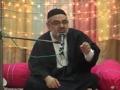 [2 Shaban 1434] Speech H.I Syed Ali Murtaza Zaidi - Jamia Imam Sadiq Islamabad - Urdu