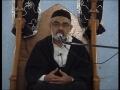 [8 April 2013] مجلس ایصال ثواب - H.I. Ali Murtaza Zaidi - Bhojani Hall - Urdu