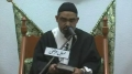 [Dars#9] تفسیر سورۃ شوریٰ - H.I Ali Murtaza Zaidi - Urdu