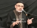 [2] 29th Zil Hajj 2013-14 - Azadari Imam (A.S) Nusrate Imam tak - H.I Ali Murtaza Zaidi - UK London - Urdu