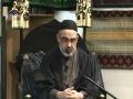 [03] Muharram 1435 - Pairwane Imam, Karbala Say Zahoor Tak - H.I Ali Murtaza Zaidi - UK London - Urdu