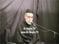 [05] Muharram 1435 - Azadari Imam (A.S) Nusrate Imam tak - H.I Ali Murtaza Zaidi - UK London - Urdu