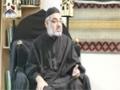 [06] Muharram 1435 - Pairwane Imam, Karbala Say Zahoor Tak - H.I Ali Murtaza Zaidi - UK London - Urdu