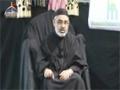[07] Muharram 1435 - Pairwane Imam, Karbala Say Zahoor Tak - H.I Ali Murtaza Zaidi -UK London - Urdu