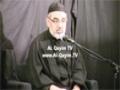 [06] Muharram 1435 - Azadari Imam (A.S) Nusrate Imam tak - H.I Ali Murtaza Zaidi - UK London - Urdu