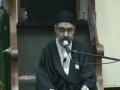 8th Ramzan 2008 - Lecture by Agha Ali Murtaza Zaidi - Urdu