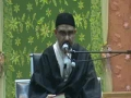 15th Ramzan 2008  Lecture by Agha Ali Murtaza Zaidi Part 1 Urdu