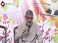 [خواتنین مبلغات سے خطاب] Speech H.I S Ali Murtaza Zaidi - 10 May 2014 - Urdu
