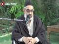 H.I Ali Murtaza Zaidi - امام جعفر صادق ؑ کی زندگی کا سیاسی پہلو - Aug 22 2014 - Urdu